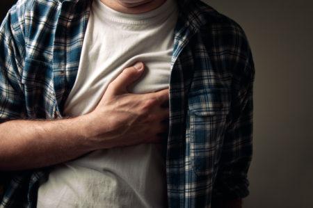 Болит сердце ночью во сне